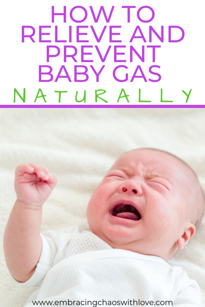 Is Baby Only Gassy At Night? | Embracing Chaos with Love