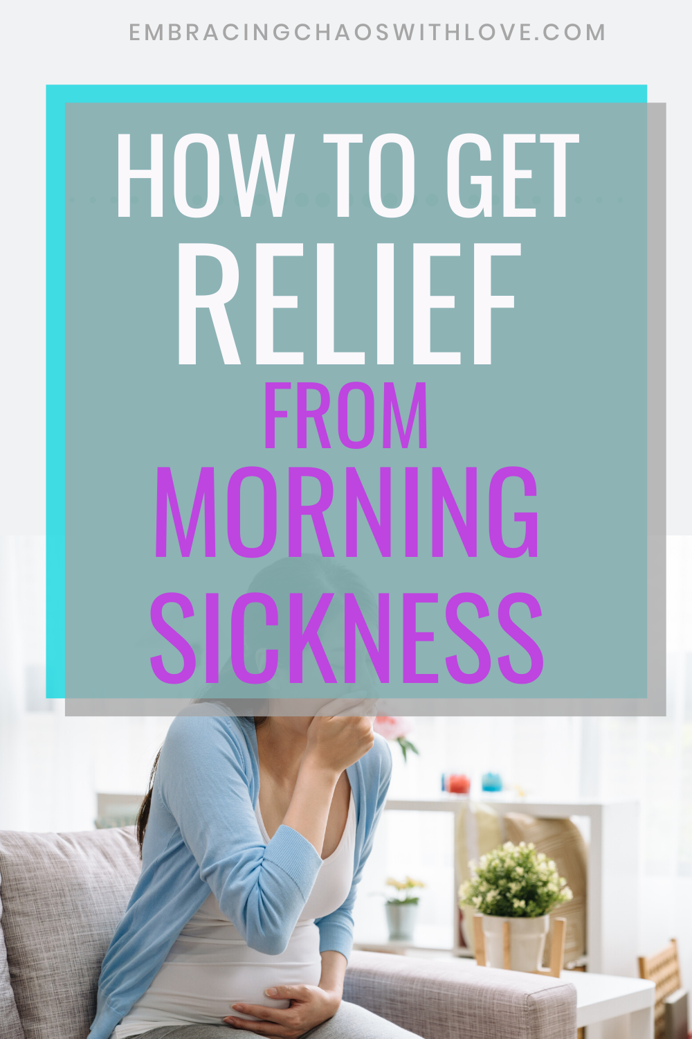 Remedies to survive morning sickness