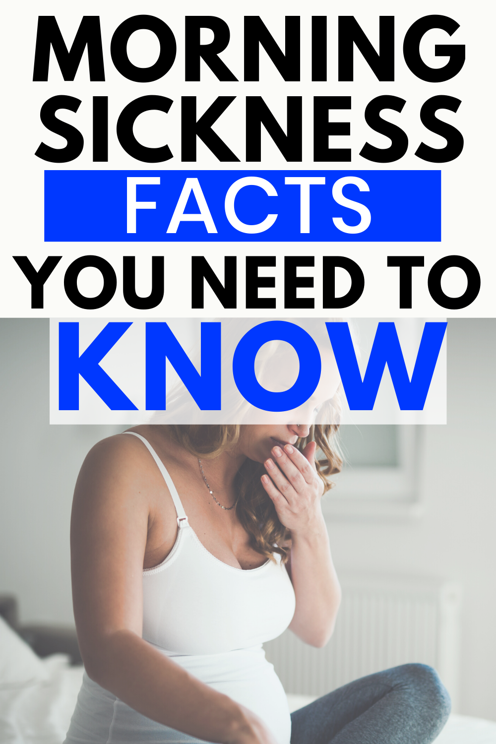 When Does Morning Sickness Start?