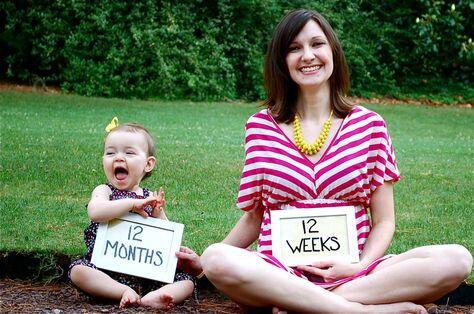 expecting baby announcement with siblings