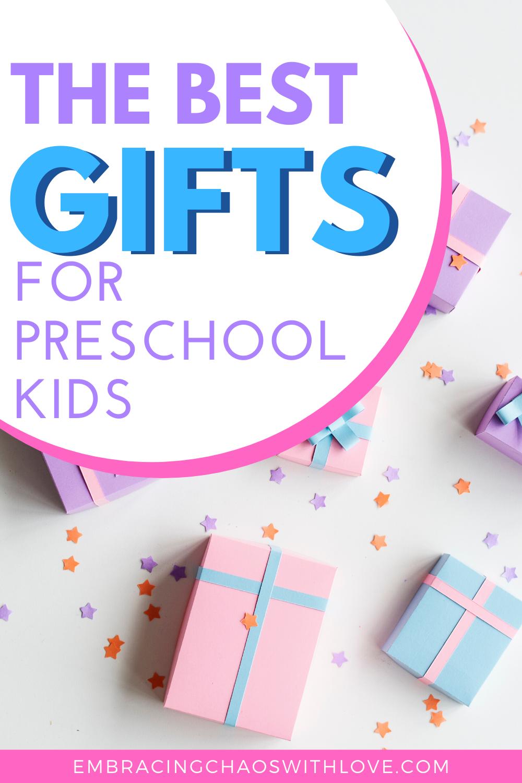 Great Gifts for Preschoolers