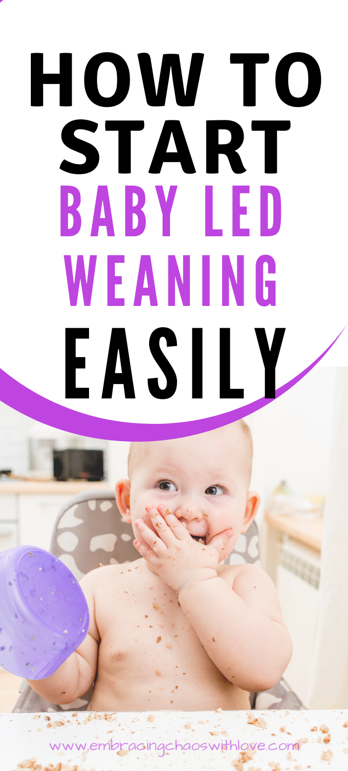 Ultimate Guide to Starting Baby-Led Weaning with Breakfast Ideas