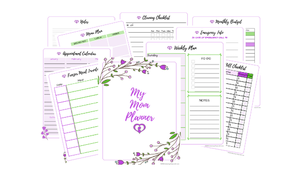 mom planner pic