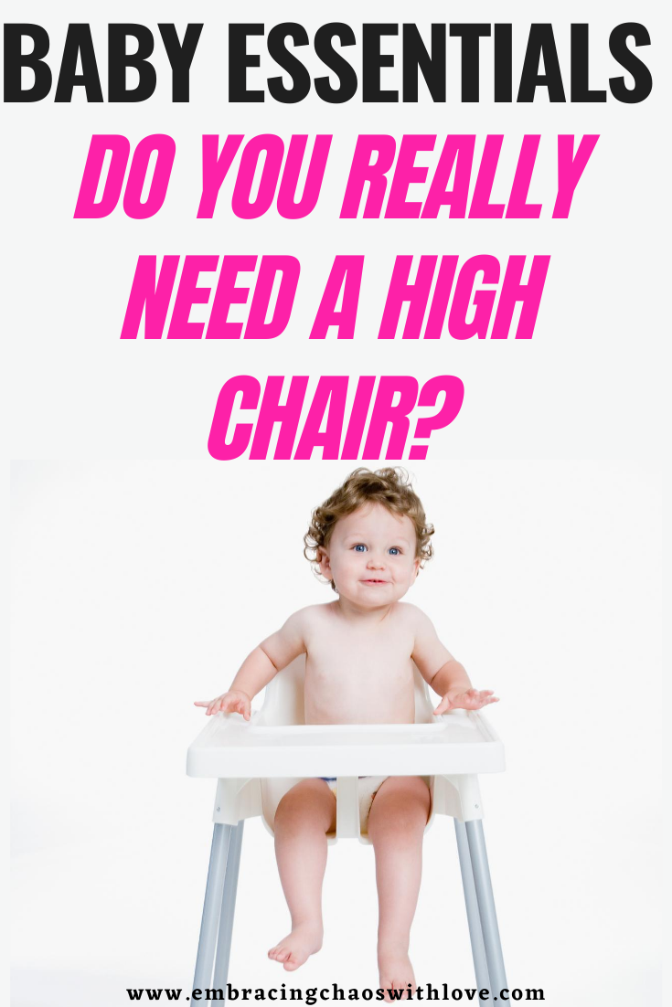 Booster Seat or High Chair: Which is Better?