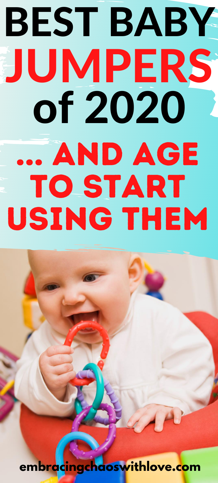 What Age Baby Should Use a Baby Jumper?