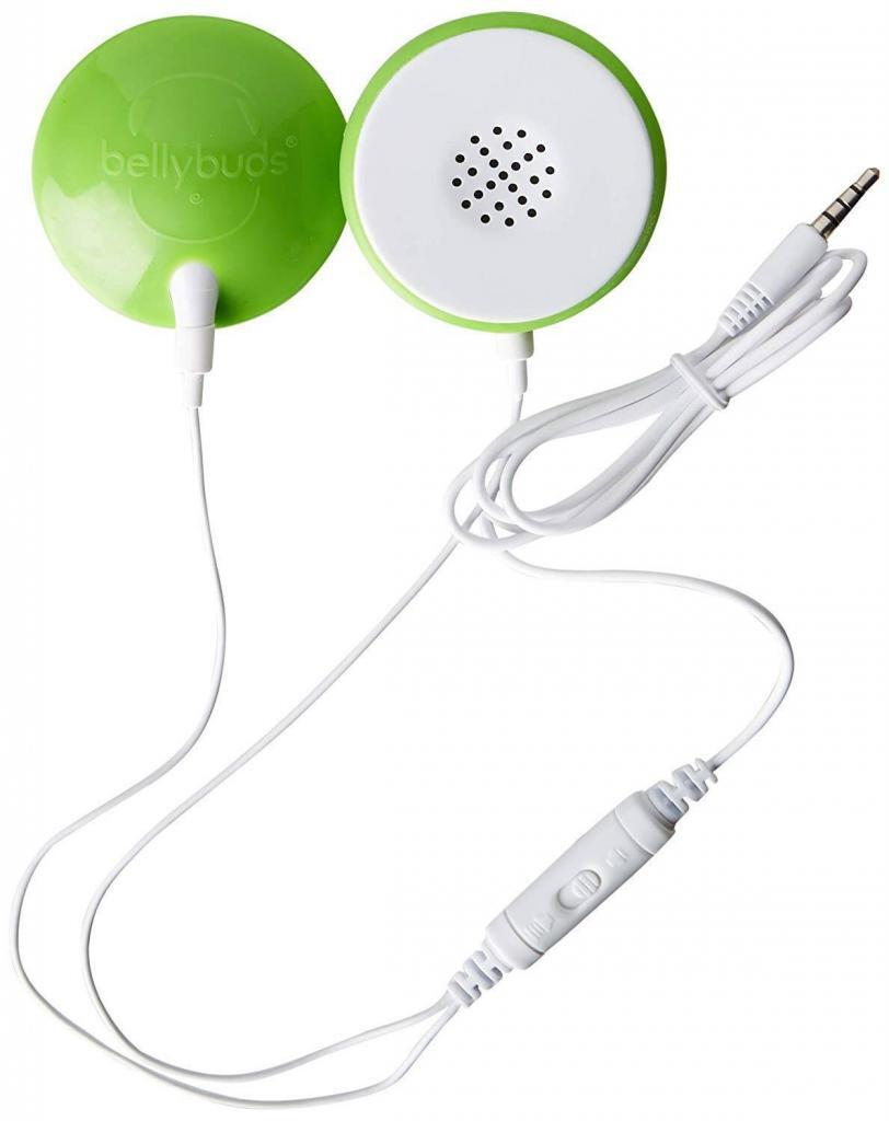 baby bump headphones