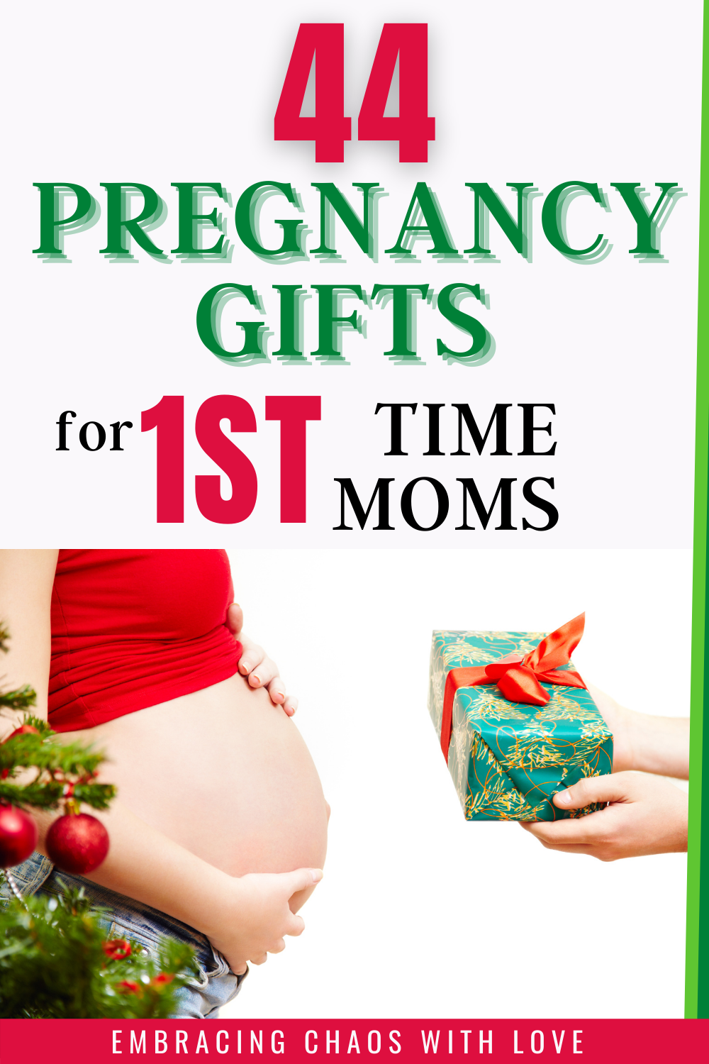The Best Pregnancy Gifts for First Time Moms