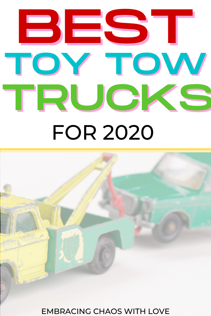The Best Toy Tow Trucks of 2020 by Age