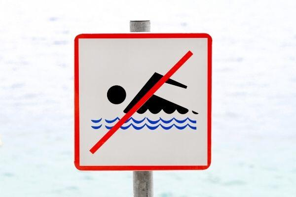 avoid swimming after birth