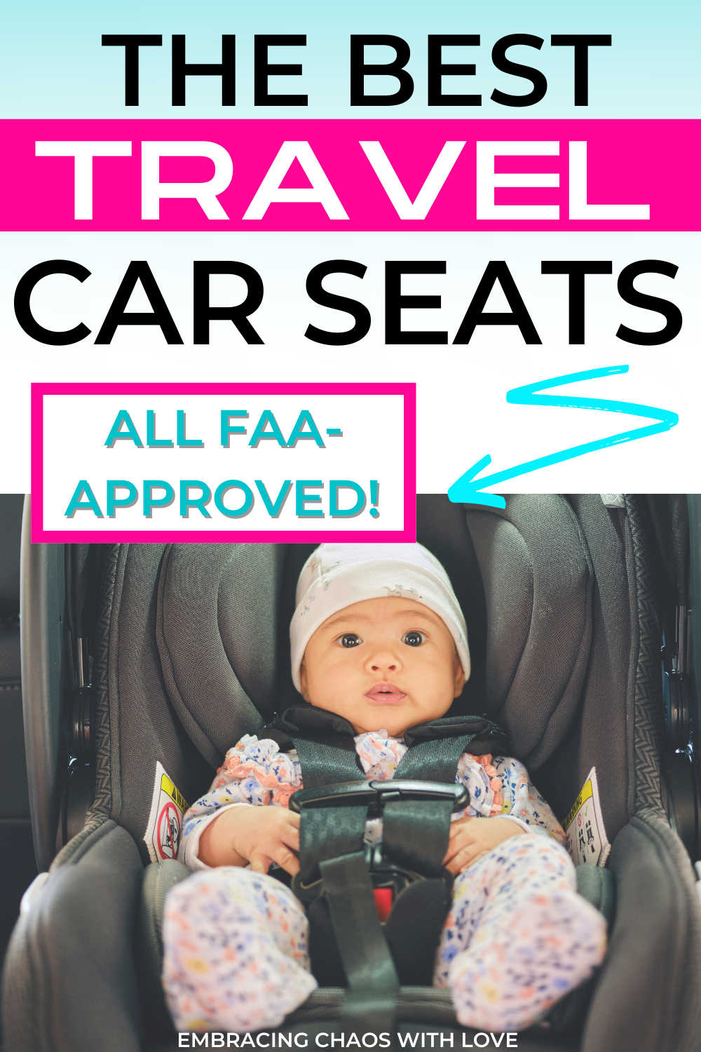 The Best FAA Approved Car Seats of 2021 (Guides and Reviews)