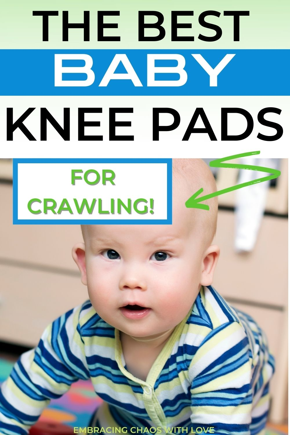 12 Best Baby Knee Pads for Crawling and Walking