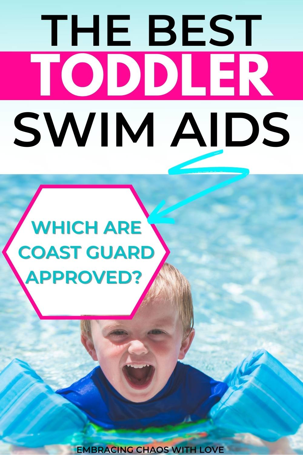 Best Swim Floaties and Swim Aids for Toddlers