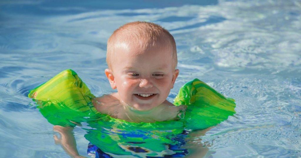toddler swim floaties