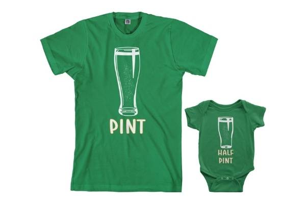 expecting dad gift daddy and me shirts