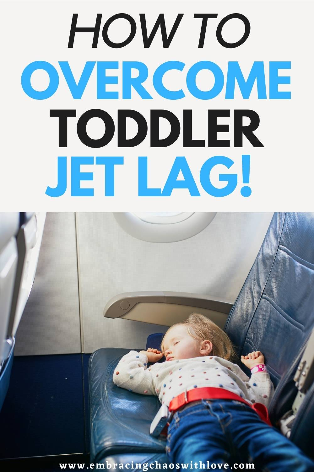 Toddler Jet Lag: Tips to Help a Little One Make the Transition